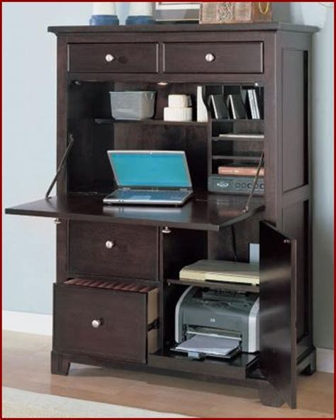 computer secretary armoire 25 best ideas about computer armoire on pinterest craft armoire computer desk