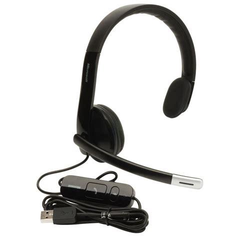 Headset Microsoft microsoft lifechat lx 4000 usb headset ebuyer