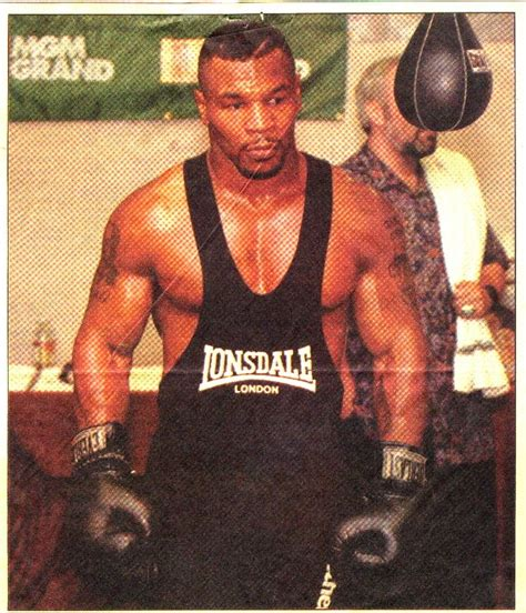 Mike Tyson To Be In A by Mike Tyson 1209561967 Young Mike Tyson Jpg