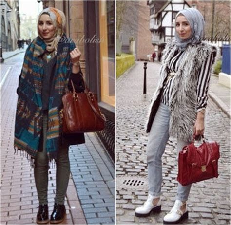 Kaos Masculin celana hitam til maskulin ala fatima hijabers