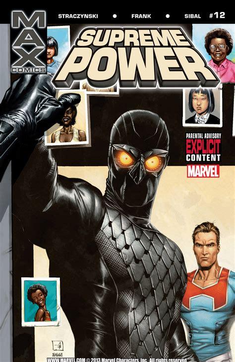 supreme power supreme power vol 1 12 marvel database fandom powered