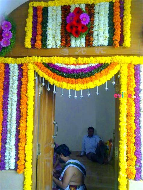 marigold housewarming decoration ideas  bangalore