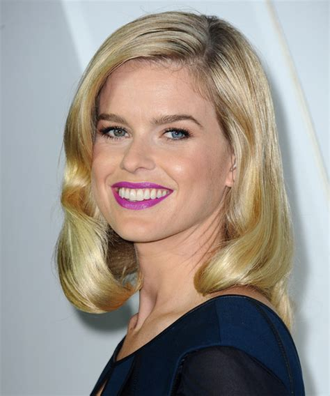 Alice Eve Hairstyles in 2018
