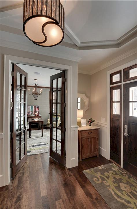 white doors with stained trim white doors with stained