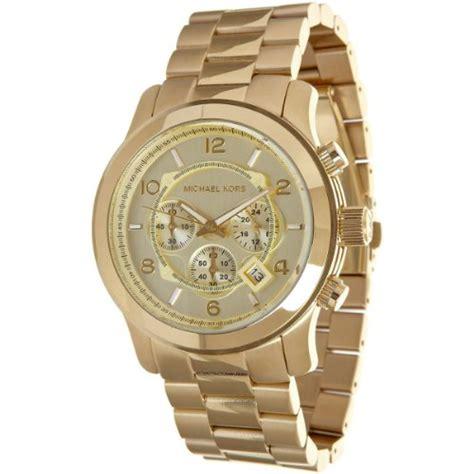 michael kors mk8077 wrist watches 44 gold