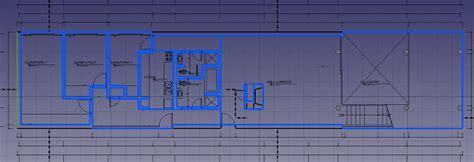 House Design Program Linux by Draftsight House Plan Tutorial