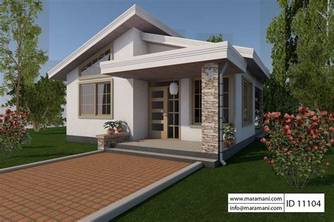 one bedroom house floor plans one bedroom house design id 11104 floor plans by maramani