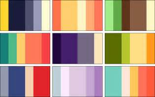 what is a color palette color palettes 2 by rrrai on deviantart