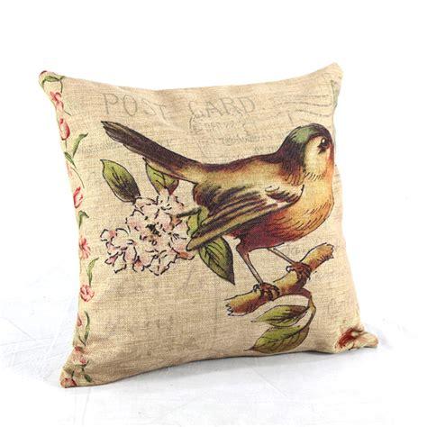 Birdcage Pillow by Free Shipping Home Decor Pillowcase Cushion Cover Throw