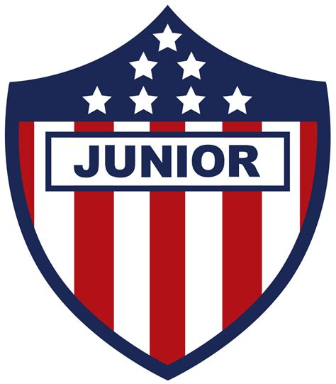 imagenes comicas del junior de barranquilla file escudo de atl 233 tico junior svg wikimedia commons
