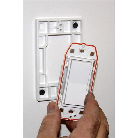 wireless light switch ez wireless light switch dekor 174 lighting