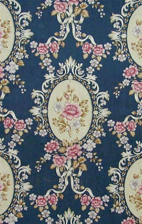 vintage wallpaper designs pinterest vintage blue floral wallpaper patterns pinterest