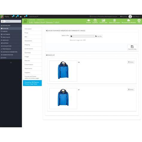 prestashop 360 product viewer sle modulesden