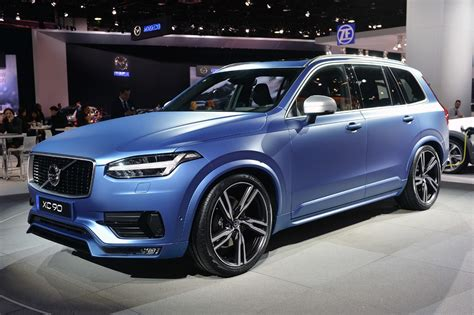 new volvo the new volvo xc90 released at detroit motor show 2015