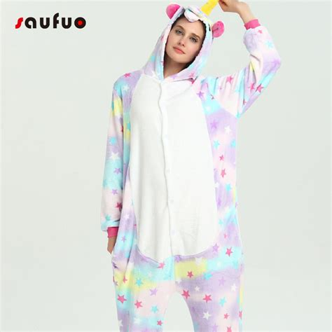 Cutest Pajamas For by Onesie Hooded Winter Pyjama Unicorn
