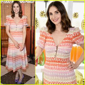 alison brie american express celebrity gossip and entertainment news just jared page 10