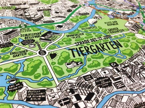 Karte Englischer Garten München Pdf by Map Of Berlin Sparks