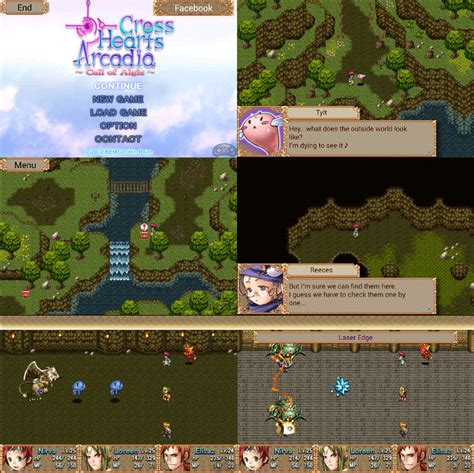 rpg android cross hearts arcadia rpg android mp3 cross hearts arcadia rpg
