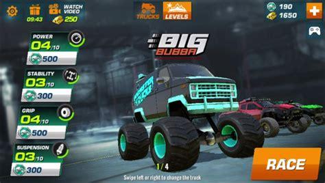 monster trucks racing games monster truck racing