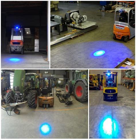 blue warning lights on forklifts the comatra forklift approaching blue warning light is now