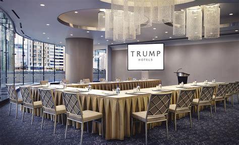 trump room chicago meeting space trump international hotel tower