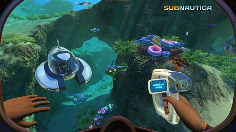 Pc Original Subnautica Steam subnautica coming to xbox one preview on april 1 release to ship on ps4