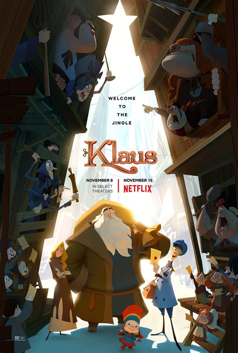 klaus review animated netflix    christmas classic   making collider