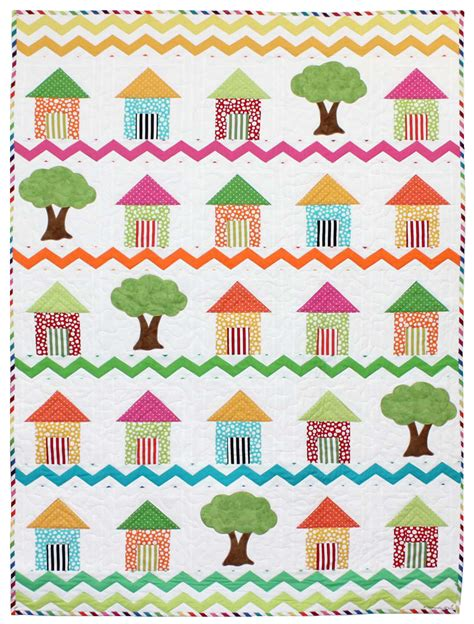 house pattern fabric free pattern day house quilts quilt inspiration