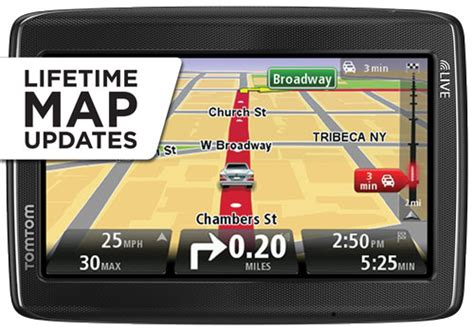 tomtom map update usa new tomtom go live 1535tm car gps 5 quot lcd usa can mex