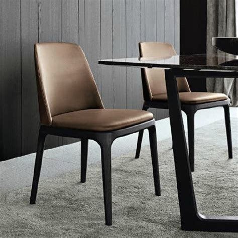 Comfortable Dining Chair Brand Dinette Wood Dining Chair Fabric Stylish And Comfortable Restaurant Chairs High Back Seat
