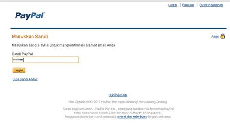 membuat konfirmasi email php apa itu paypal pengertian paypal cara membuat daftar