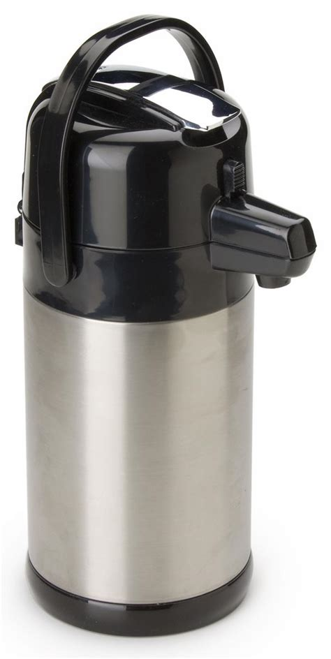 Coffe Pot Stainless 2 Liter 2 2 liter coffee pot stainless steel lined display