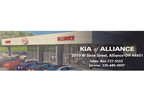 Kia Of Alliance Used Cars Kia Of Alliance Alliance Oh 44601 Car Dealership And