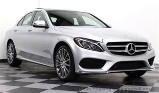 2015 Mercedes C Class Msrp 2015 Used Mercedes 53 265 Msrp C300 4matic Amg Sport