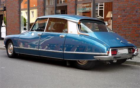 vintage citroen citroen ds review and photos