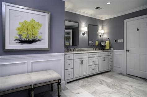 fabulous carrera marble bathrooms   awestruck