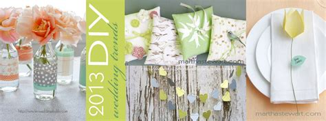 diy wedding decorations for spring party simplicity 2013 spring wedding color trends green