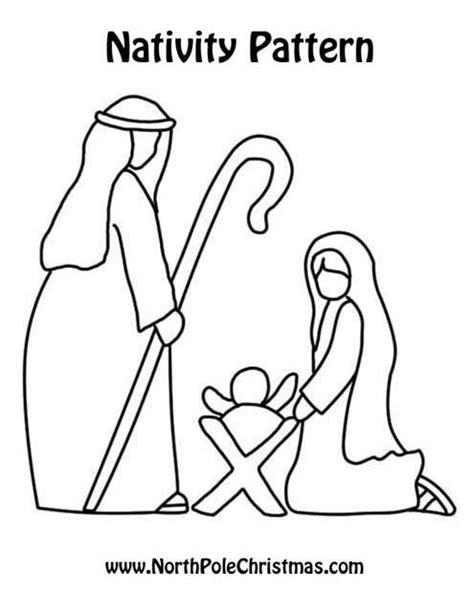 nativity templates nativity templates free 28 images nativity silhouette