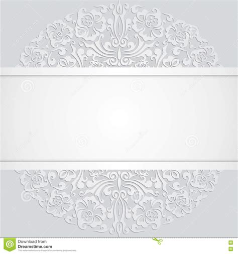 3d Wedding Card Template by Invitation Swirl Vector Choice Image Invitation Sle