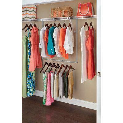 closetmaid job reviews best 20 closet rod ideas on pinterest industrial closet