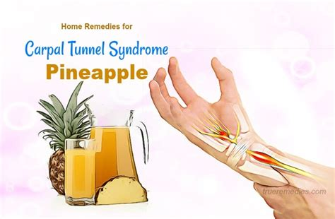 27 home remedies for carpal tunnel