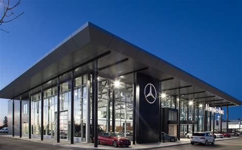 Mercedes Car Dealership by Mercedes Dealership Camgill Development Corporation