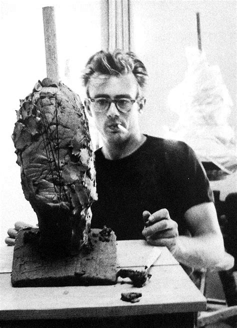 jamesdeaner: James Dean photographed by Sanford Roth, 1955