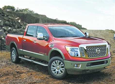 where is nissan titan made all new 2016 nissan titan xd diesel now on sale
