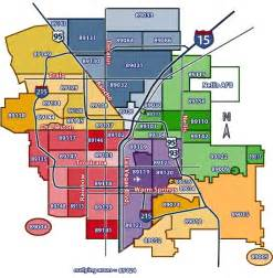 Henderson Zip Code Map by Las Vegas Zip Code Map Henderson And North Las Vegas Zip