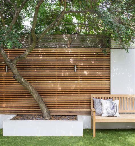 Kunststoff Gartenzaun 60 atemberaubende ideen f 252 r gartenz 228 une garten zenideen