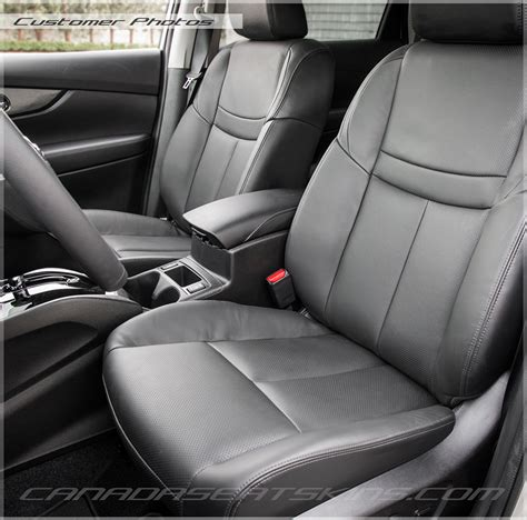 black nissan rogue interior 2014 2018 nissan rogue custom leather upholstery