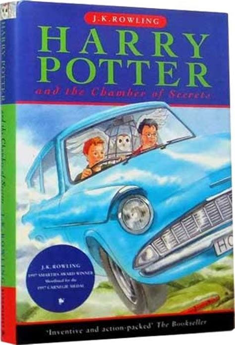 harry potter and the chamber of secrets book report a guide to collecting harry potter books