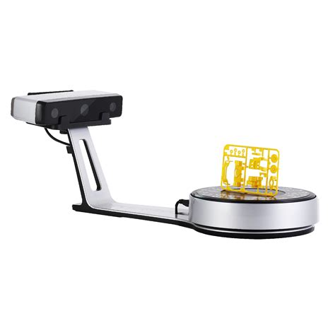 3d scanner with einscan sp 3d scanner with turntable platinum