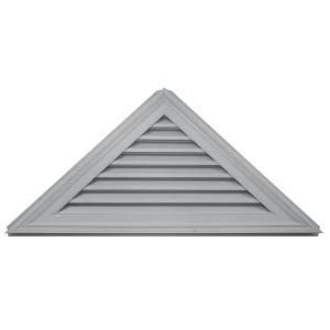 home depot paint triangles builders edge 11 12 triangle gable vent 030 paintable